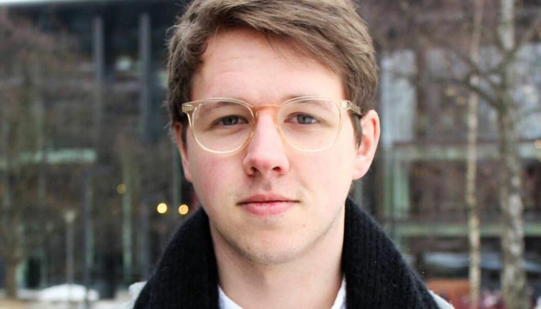 Marcus Irgens vil diskutere Universitetet i Oslos medlemskap i Norsk studentorganisasjon, og foreslår utmelding. Foto: Liberalliste