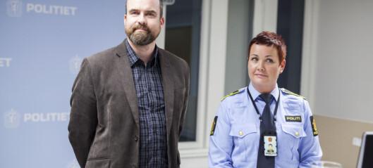 Fire menn pågrepet for vikingtyveri i Bergen