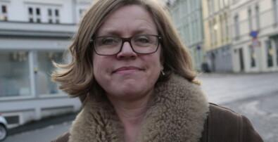 Annelin Eriksen, viserektor for globale relasjon ved Universitetet i Bergen.