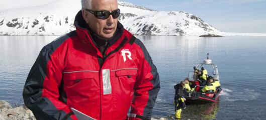 Tromsøforsker først ut på FNs klimakonferanse