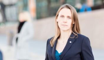 President i Tekna, Lise Lyngsnes Randeberg. Foto: Tekna