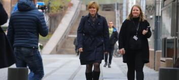 SSB-sjef Christine Meyer har inngått sluttavtale