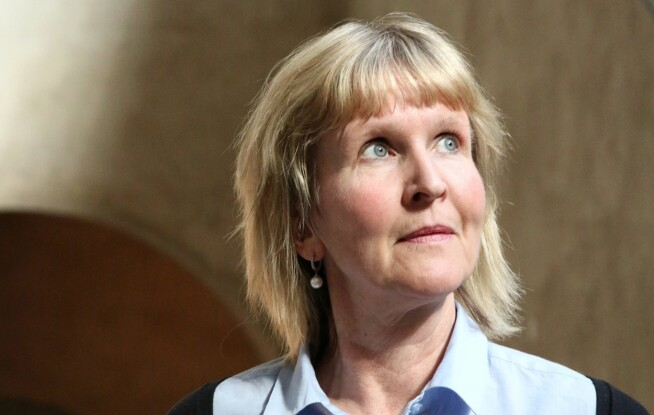 Ida Munkeby, organisasjonsdirektør NTNU.