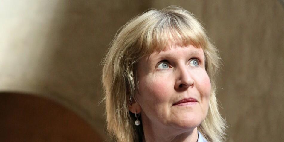 Ida Munkeby, organisasjonsdirektør ved NTNU. Foto: NTNU.