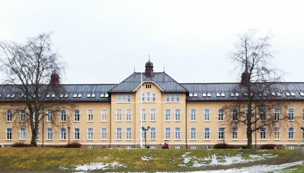 Det tar tid før høgskolene, her tidligere Høgskolen i Nord-Trøndelag, blir universitet.