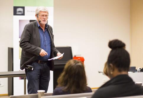 Feiret 20 år med master i flerkulturell og internasjonal utdanning