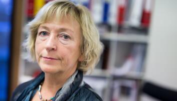 Sonni Olsen, dekan UiT. Foto: Stig Brøndbo, UiT