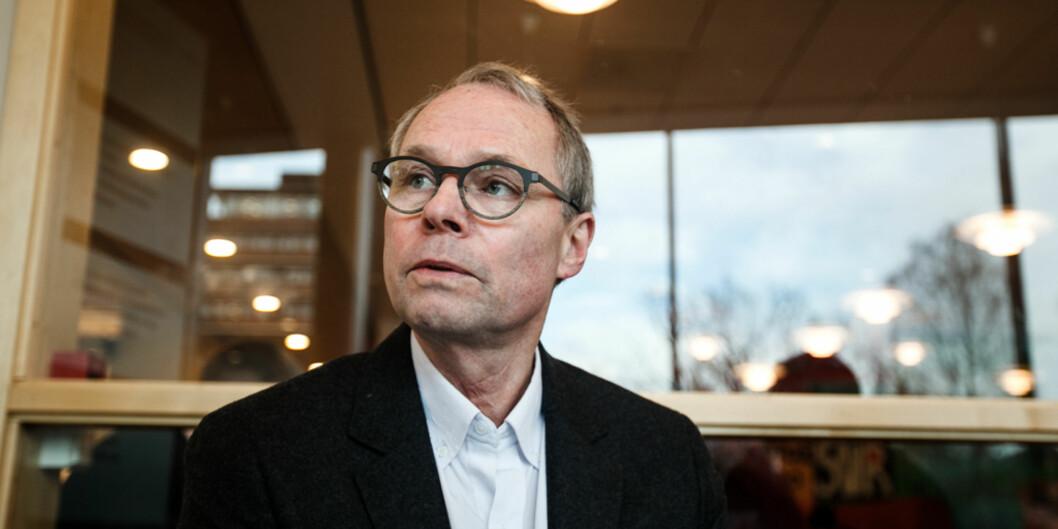 Det er liten tvil om at universitetsledelsen overreagerte, skriver jusprofessor Hans Petter Graver om stengningen av internklinikkene ved Psykologisk institutt på Universitetet i Oslo.  Foto: Nicklas Knudsen