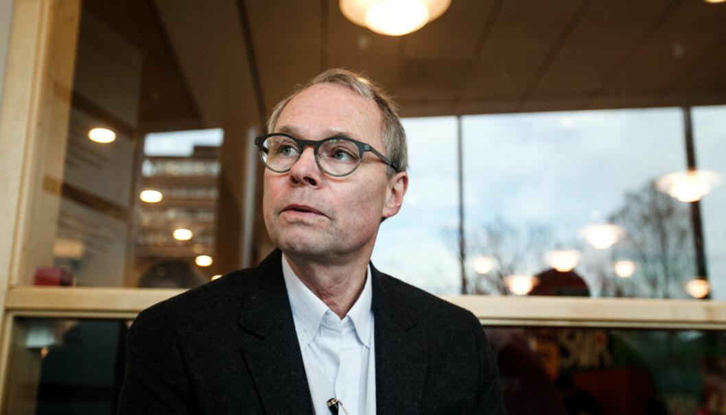 I denne situasjonen tar ikke Norge en gang ansvaret for sine egne borgere, skriver Hans Petter Graver, preses i Det Norske Videnskaps-Akademi. Foto: Nicklas Knudsen