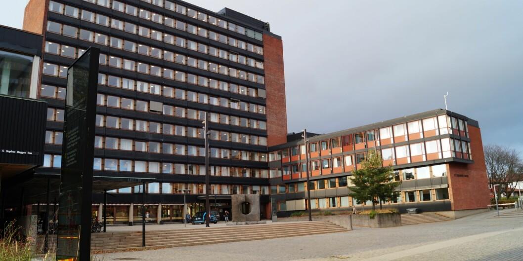 Universitetet i Oslo trenger 8,6 milliarder kroner over 10 år for å vedlikeholde bygg. Foto: Brage LieJor