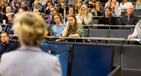 Bekymrede studentledere på psykologi: NTNU-ledelsen gjentar feilene som ble begått på Universitetet i Oslo