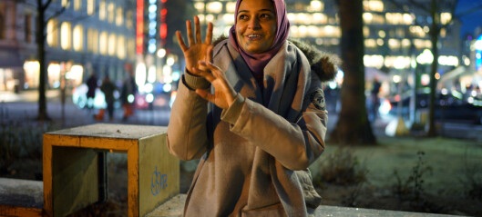 OsloMet får 1 million kroner for å utvikle tilbud for tegnspråklærere