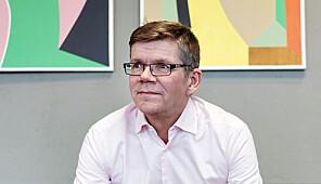 Rektor UiO, Svein Stølen.