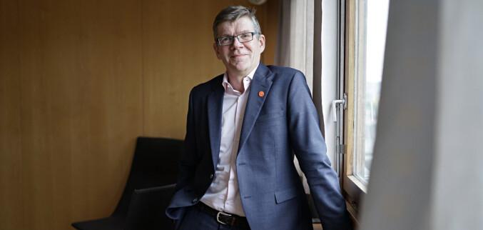 Rektor UiO, Svein Stølen. Foto: Ketil Blom Haugstulen