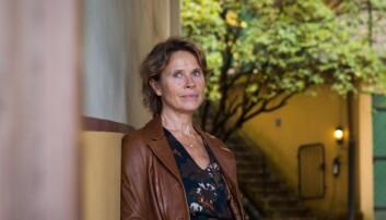 Hilde Lorentzen går til ny stilling i rektors stab. Foto: Petter Berntsen