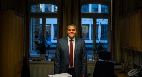Frp-Steffensen snur - vil ikke ha Nesna-saken til behandling i kontrollkomiteen