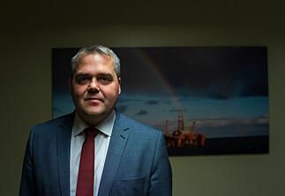 Steffensen (Frp) sjokkert over studentenes olje-nei