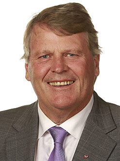 Hans Fredrik Grøvan (KrF).