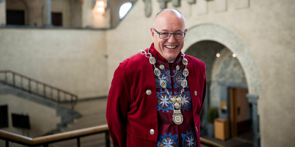 Stillingen som rektor på NTNU etter avgått Gunnar Bovim er nå lyst ut. Foto: Skjalg Bøhmer Vold