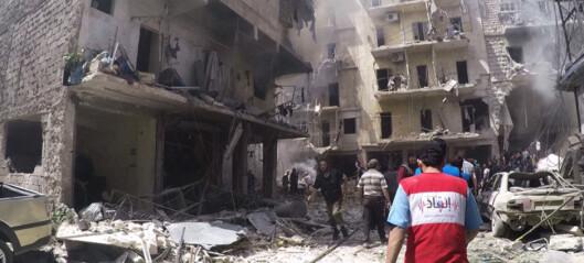 Syrias fullstendige mareritt