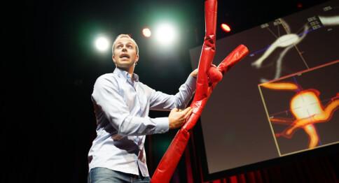 Skodvin fra Tromsø vant årets Forsker Grand Prix