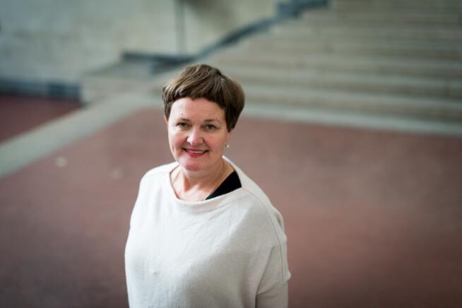 Anne Kristine Børresen, dekan og professor i moderne historie ved NTNU.