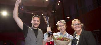 Nå er alle finalistene i Forsker Grand Prix klare