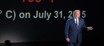 Her er Al Gores nødvendige oppdatering om jordas klima