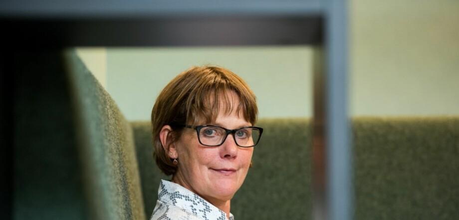 Styreleder på OsloMet og professor på Universitetet i Oslo, Trine Syvertsen.