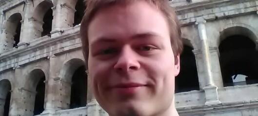 UiB-student funnen død