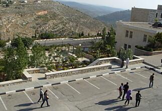 Stopp fengslingen av palestinske studenter