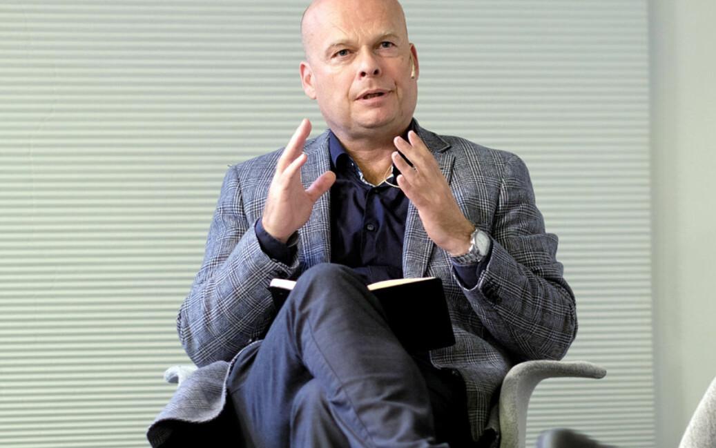 Professor ved Universitetet i Oslo, Einar Lie, mener at det ikke er studentene, men systemet rundt studentene som legger til rette for langsomhet og frafall i høyere utdanning og etterlyser nytenking rundt studiefinansieringen for eksempel. Foto: Ketil Blom Haugstulen