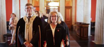 Kappeparade, årspriser og 16 æresdoktorer