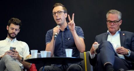 Tellekanter, jåleri og 4-krav i valgdebatt på HiOA