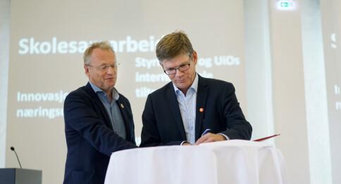 Oslo kommune og Universitetet i Oslo