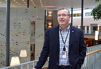 Ringdal er ny direktør ved UiS