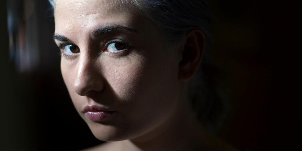 """Alida Norheim er tidligere landsleder for <span class=""""caps"""">ANSA</span> i Italia - og klinisk deprimert. Nå oppfordrer hun andre som sliter om å søke hjelp tidlig og ikke vente forlenge. Foto: Ketil Blom Haugstulen"""