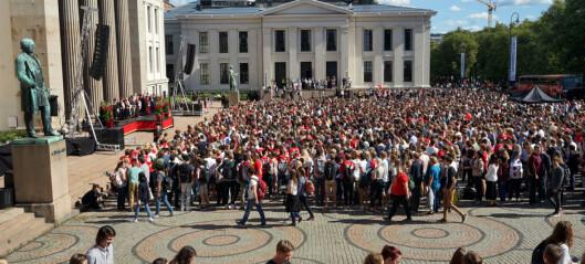 Professorer slår alarm om elendig kvalitet på studenter og universitet