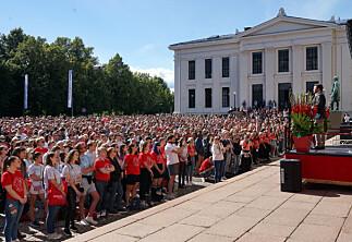 Rødt ønsker at alle studenter skal kunne studere på fulltid