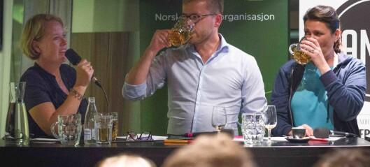 Se opptak av debatten fra studentnach i Trondheim