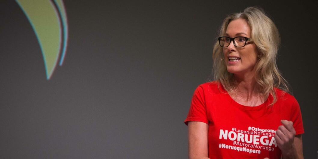Anita Krohn Traaseth skal hjelpe Curt Rice, OsloMet-rektoren, med ledelse. Foto: Siri Øverland Eriksen