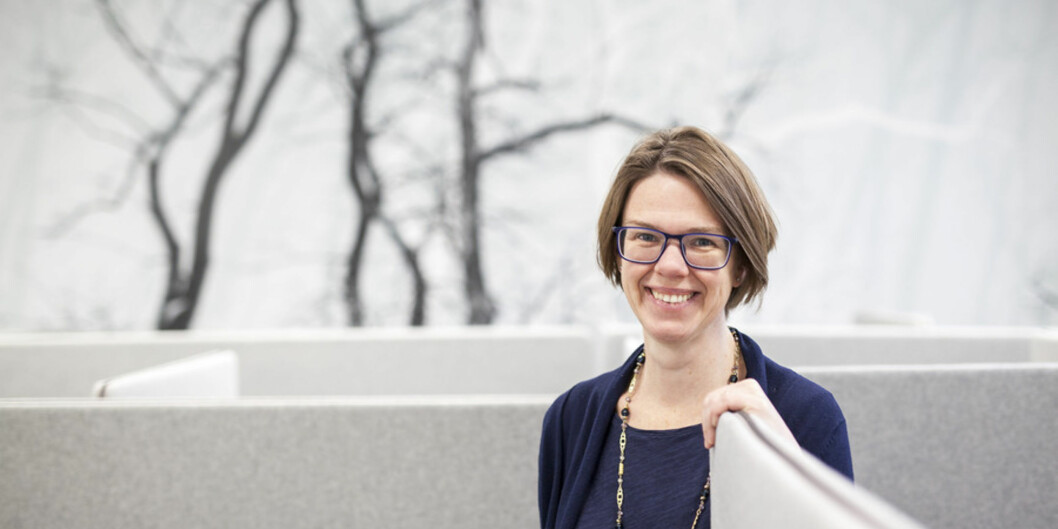 Elisabeth Ivarsflaten, professor i statsvitskap.  Foto: Ingvild Festervoll Melien