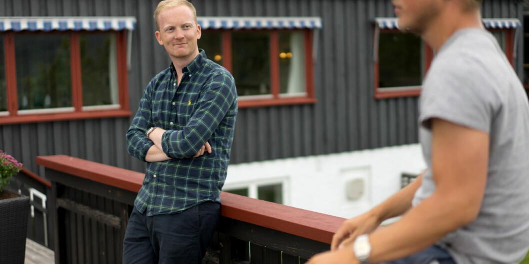 """Ole Kristian Bratset i <span class=""""caps"""">ANSA</span> håper på mer enn bare enkelttiltak for å løse problemene med autorisasjon for utenlandskehelseutdanninger. Foto: Ketil Blom Haugstulen"""
