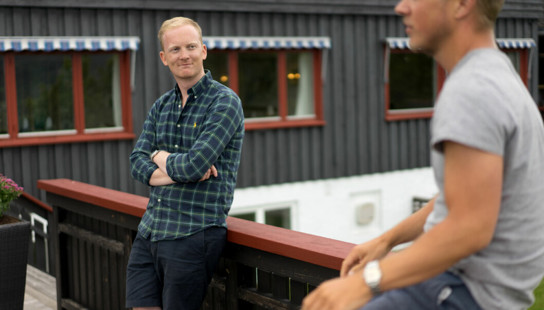 ANSA-president Ole Kristian Bratset, Foto: Ketil Blom Haugstulen