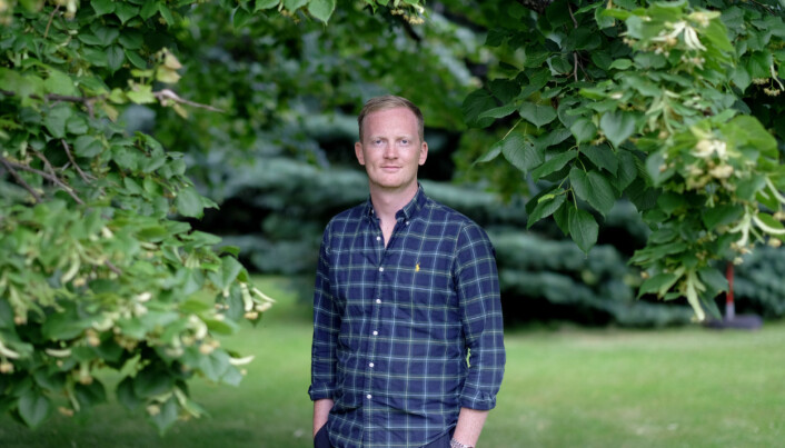 ANSA-president Ole Kristian Bratset. Foto: Ketil Blom Haugstulen