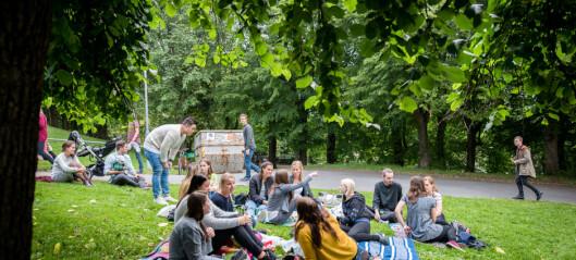 «Hooke»-forbud, faddervettregler, mindre fest og mer fag ved studiestart