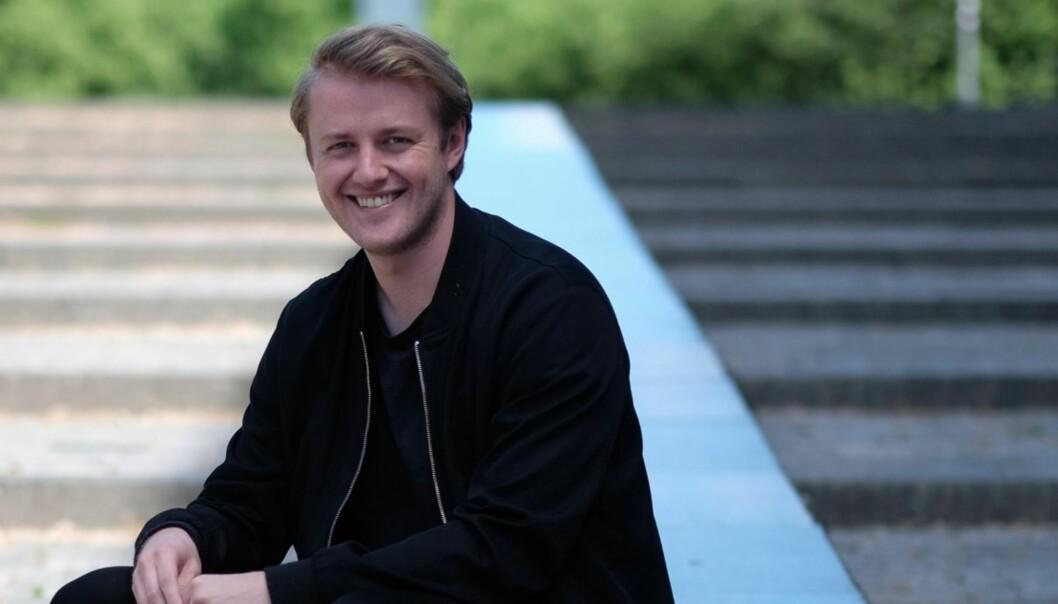Studentleder på UiB, Håkon Randgaard Mikalsen, mener at Venstre er partiet som har gjort best arbeid på høyere utdanning de siste fireårene.