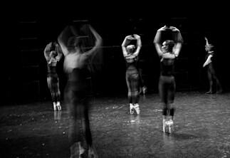 Fire studenter danset seg inn i Nasjonalballetten