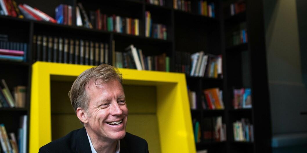 Curt Rice, rektor på Hhøgskolen i Oslo og Akershus: De som har begrenset tillit til forskning har et viktig poeng.