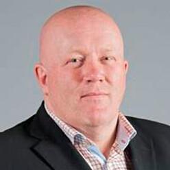 Peer-Jacob Svenkerud, rektor ved Høgskolen i innlandet